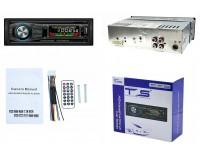 Автомагнитола TDS TS-CAM05 (TS-CR05) USB/microSD (до 32 ГБ)/AUX/FM/Bluetooth, 12В, коробка
