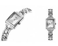 Часы наручные Skmei 1407 серебро женские, стрелочные, сталь