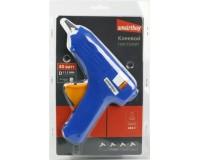 Электроинструмент Клеевой пистолет Smartbuy Tools SBT-GG-40 (40Вт, 220В, 11 мм), алюминиевое сопло, блистер