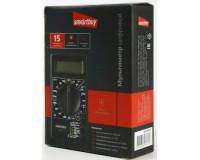 Мультиметр Smartbuy Tools SBT-DT831 цифовой, прозвон, питание 9V (6F22)