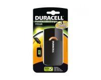 Портативное зарядное устройство Duracell USB portable charger 1150 мАч переходники MicroUSB, MiniUSB