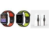 Часы Smart EZRA SW08 слот для SIM, TF, Bluetooth, шагомер, счетчик калорий....,