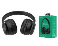 Наушники беспроводные Borofone BO4 Charming rhyme накладные, Bluetooth, коробка, черный
