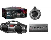 Акустическая система mini MP3 Defender G100 16Вт Bluetooth 5.0, FM/SD/USB, Hands free, питание USB 5 В , Li-Ion 1800 мАч черный