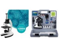 Микроскоп детский Орбита 1-1200X