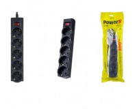 Сетевой фильтр Perfeo PF-A4716 5 розеток 3 м.