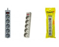 Сетевой фильтр Perfeo PF-A4717 5 розеток 3 м.