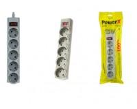 Сетевой фильтр Perfeo PF-A4715 5 розеток 1.8 м.