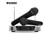 Микрофон Weisre WM-09V 2 шт. Радио, до 100 м