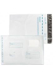 Конверт пакеты полиэтиленовые КУРТ 11004.10 формат B4 (250х353 мм), комплекте - 10 шт., до 300 листов,