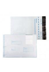 Конверт пакеты полиэтиленовые КУРТ 11005.10 формат (280х380 мм), комплекте - 10 шт., до 500 листов,