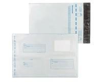 Конверт пакеты полиэтиленовые КУРТ 11003.10 формат C4 (229х324 мм), комплекте - 10 шт., до 160 листов,