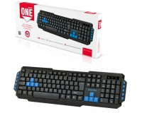 Клавиатура беспроводная SmartBuy SBK-231AG-K USB Black 114 клавиши+10 дополнительных клавиш