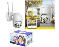 IP Camera Орбита OT-VNI24 (OT-С393) (1920x1080, TF до 128Гб) белая, Wi-Fi