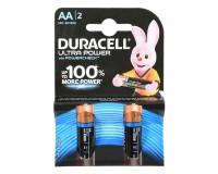 Батарейка Duracell LR6 BL 2 ULTRA POWER