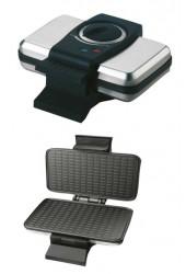 Вафельница SAKURA SA-7405 1000Вт., тефлоновое покрытие, индикатор готовности, для тонких вафель