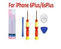 Набор инструментов Baseus Disassembly tool IPhone 6S/6S Plus красный, набор из 3 штук