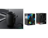 Акустическая система mini MP3 Borofone BR6 Miraculous 5Вт Bluetooth 5.0, MP3, microSD, USB, 500 мАч черный