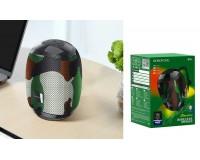 Акустическая система mini MP3 Borofone BR6 Miraculous 5Вт Bluetooth 5.0, MP3, microSD, USB, 500 мАч камуфляж