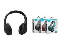 Наушники беспроводные Celebrat A23 полноразмерные, Bluetooth, коробка, черные