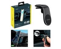 Держатель Deppa 55171 Mage Bend для смартфона, 4 неодимовых магнита, на решетку вентиляции, черный