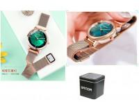 Часы наручные Sanda P1016 женские, стрелочные, сталь