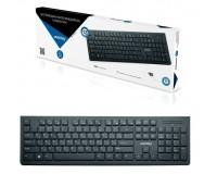 Клавиатура беспроводная SmartBuy SBK-206AG-K USB Black 104 клавиши+12 дополнительных клавиш