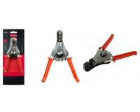Клещи для зачистки проводов (съемник изоляции) Smartbuy Tools SBT-WSR-1 легкая зачистка, нож (D=1, 1.6, 2, 2.6, 3.2 мм) ( до6 мм) без настроек