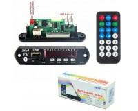 Модуль MP3 Орбита OT-SPM08 Bluetooth, FM, microSD, USB, AUX 3.5mm, размер: 10, 5х2, 5х2, 5 см., дисплей 1.5