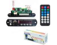 Модуль MP3 Орбита OT-SPM09 Bluetooth, FM, microSD, USB, AUX 3.5mm, размер: 10, 5х2, 5х2, 5 см., дисплей 1.5
