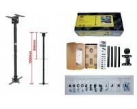 Кронштейн для телевизора North Bayou NB 718-4 допустимая диагональ:для проектора, совместимость VESA: максимальная нагрузка 14 кг., поворот по вертикали 40град, горизонтали 40град,