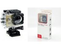 Экшн камеры Орбита OT-VNG08 VGA(640х480), 720p(1024х720), 1080FHD(1920x1080) золото, 2
