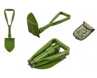 Мультиинструмент Патриот PT-TRK73 кирка-лопата, складной зеленый