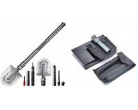 Мультиинструмент Патриот PT-TRK74 Лопата + 9 инструментов, складной