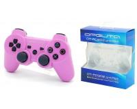 Геймпад PlayStation 3 Орбита OT-PCG02 беспроводной, розовый