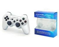 Геймпад PlayStation 3 Орбита OT-PCG02 беспроводной, серебро
