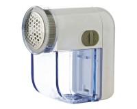Машинка для очистки ткани SAKURA SA-5201 2x1, 5В(AA), съемный контейнер для катышков White/Blue