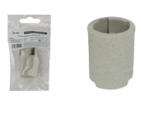 Патрон Эра E14 подвесной, керамика, пакет белый (ACS PTR/P-E14-CER-WH-IND)
