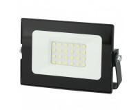 Прожектор Эра LPR-021-0-65K-030 светодиод 30W, 200-240В, влагозащищенный (IP65) 2400 люмен, 6500K, анодированный алюминий, 139х104х35 , черный
