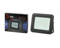 Прожектор Эра LPR-061-0-65K-050 светодиод 50W, 180-265В, влагозащищенный (IP65) 4600 люмен, 6500K, анодированный алюминий, 205x165x33 , черный