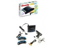 Приставка 8-bit Dendy (300 встроенных игр)+ световой пистолет