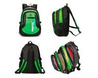 Рюкзак BRAUBERG для старшеклассников/студентов/молодежи, 225524