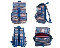 Рюкзак BRAUBERG для старшеклассников/студентов/молодежи, 227075