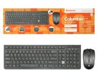 Беспроводной набор Defender Columbia C-775 RU USB Black мультимедиа(45775)