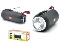 Приемник Fepe FP-30 аккумуляторный, USB/microSD до 32Гб, Bluetooth, питание: аккумулятор 18650 (1200mA) - в комплекте, шнур ЗУ в комплекте