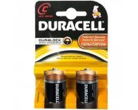 Батарейка Duracell LR14 BL 2 (EU)