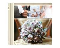 Фотоальбом Image Art 200BB 200 фотографий 10х15 (серия 233), Свадьба, книжный переплет