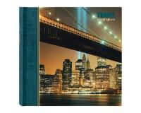 Фотоальбом Image Art 200BB 200 фотографий 10х15 (серия 245), Города, книжный переплет