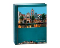 Фотоальбом Image Art 200PP 200 фотографий 10х15 (серия 247), Города, пластиковые листы