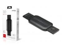 Беспроводное зарядное устройство SmartBuy SBP-W-102 входной ток: 5-9В выходной ток: 10 Вт, до 2.4 A 3 -в-1, для телефона, наушников и часов, складное, коробка